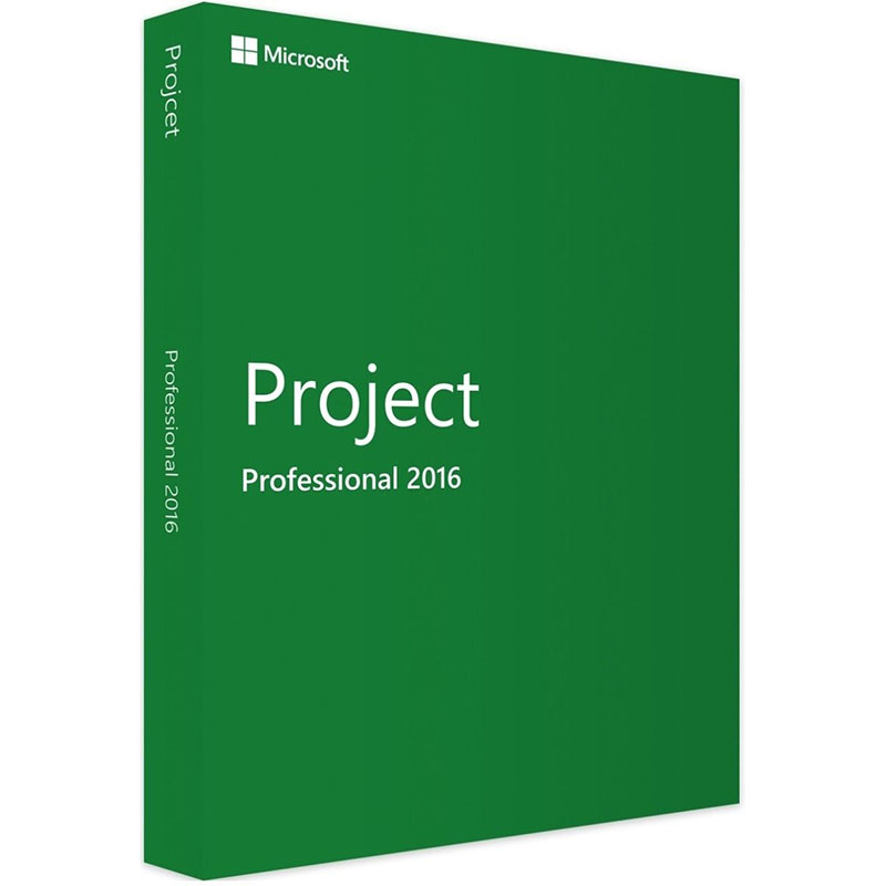 microsoft projects 2016 product key